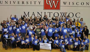 Manitowoc's Jobs First Campaign Kick Off