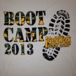 boot camp shirt
